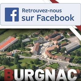 Page Facebook de Burgnac
